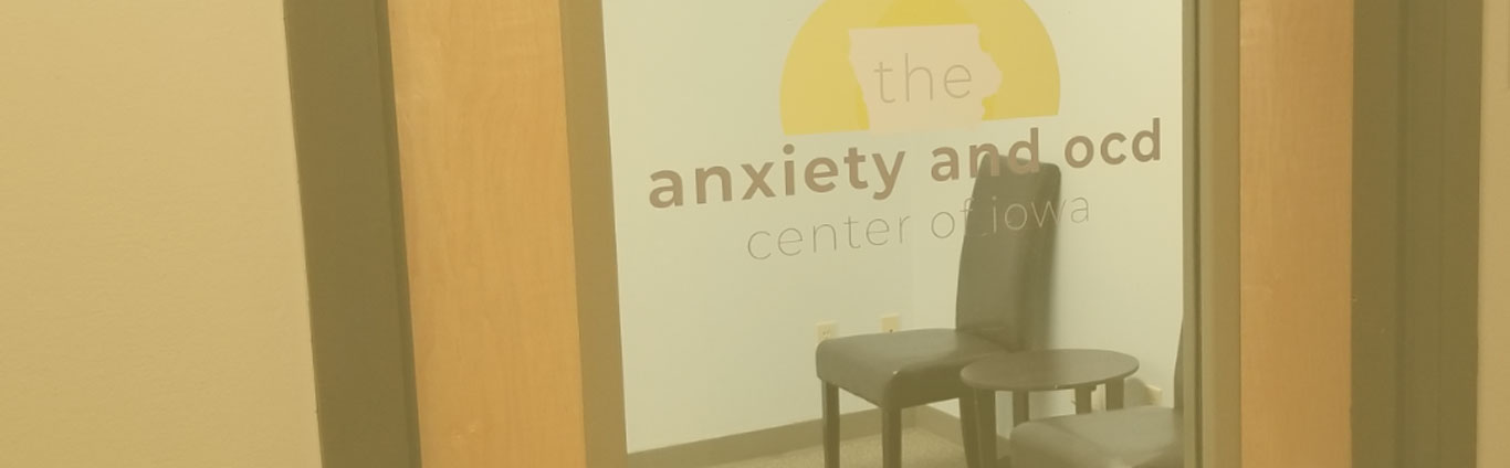 Contact the Anxiety and OCD Center of Iowa